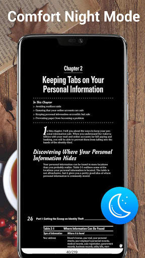 EBook Reader & PDF Reader screenshot 6