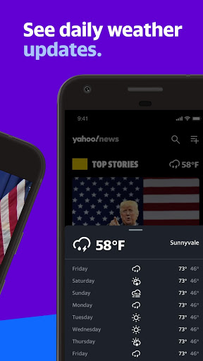 Yahoo News: Trending World, Breaking Local & US screenshot 6