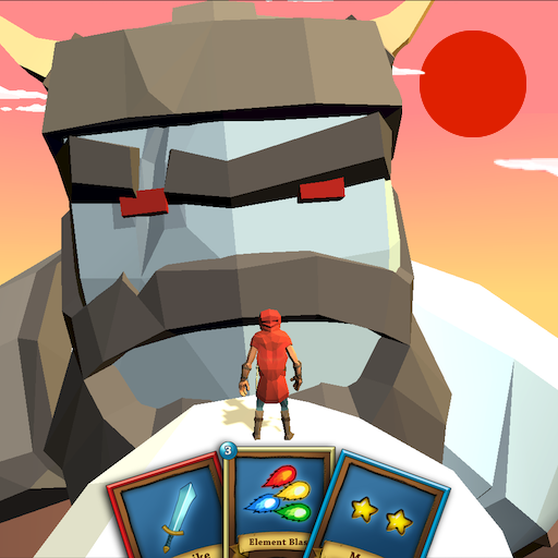 Quest Lands : Slay the Titan - Roguelike Card RPG icon