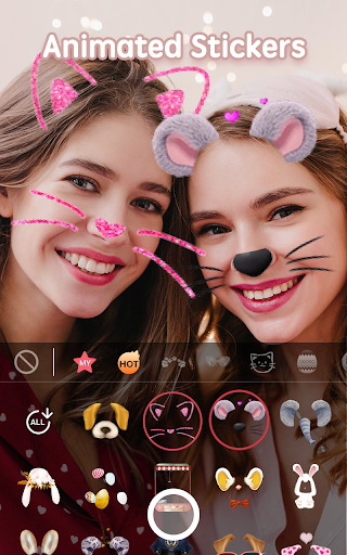 Sweet Camera - Selfie Camera & Sweet Selfie 2021 screenshot 1