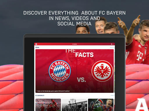 FC Bayern Munich screenshot 8