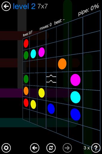 Flow Free: Bridges screenshot 10