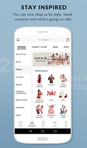 SHEIN-Fashion Shopping Online screenshot 5