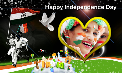 Happy Independence Day Frames screenshot 4