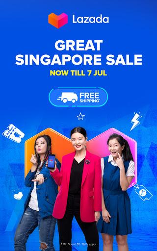 Lazada SG - #1 Online Shop App screenshot 9