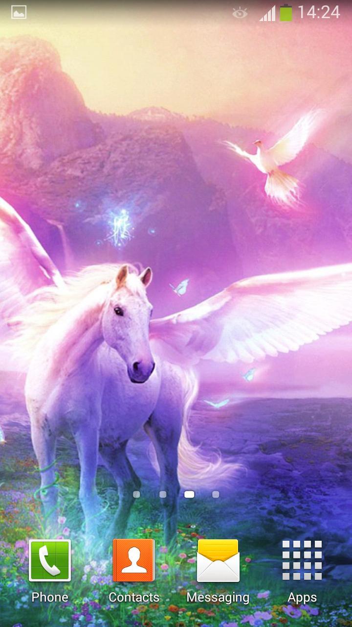 Fairy Tale Live Wallpaper screenshot 8