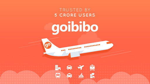 Goibibo Travel App - Hotel, Flights, Train and Bus screenshot 2