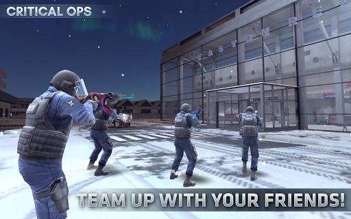 Critical Ops: Multiplayer FPS screenshot 9