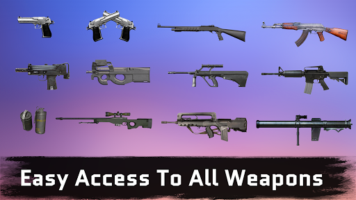 Gun Strike Force: Modern Ops - FPS Shooting Game screenshot 6