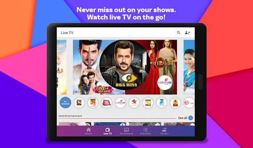 Tata Sky Mobile- Live TV, Movies, Sports, Recharge screenshot 14