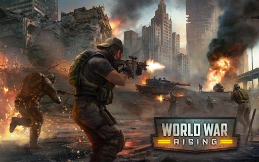 World War Rising screenshot 1