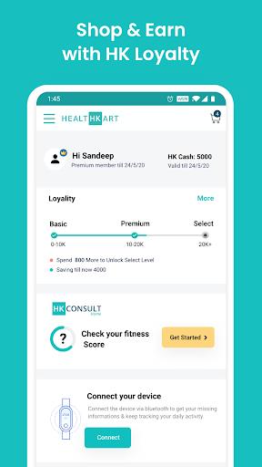 HealthKart: Health & Bodybuilding Supplements App screenshot 7