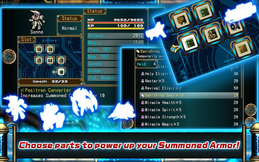 RPG Eclipse of Illusion screenshot 7