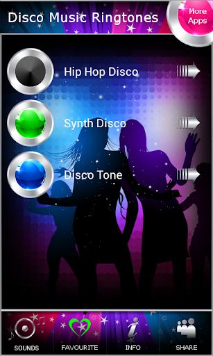 موسيقى الديسكو 4 تصوير الشاشة