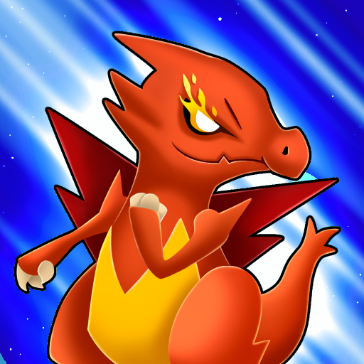 Dynamons World icon