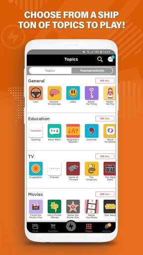 QuizUp screenshot 9