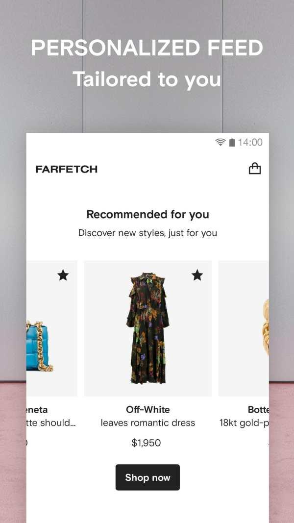 Farfetch - Shop Designer Clothing & Fall Fashion 4 تصوير الشاشة