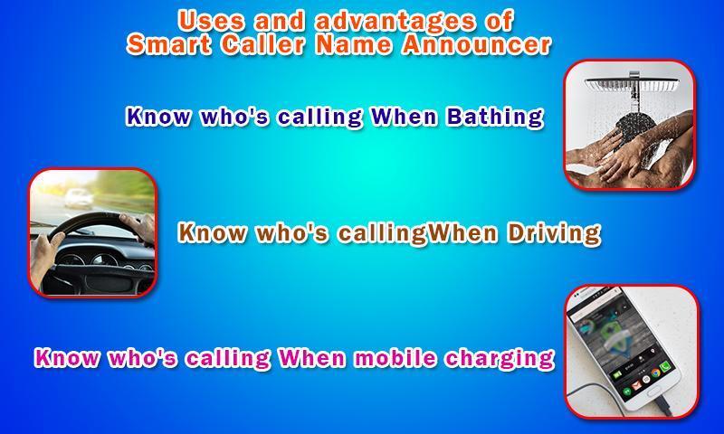 Caller Name Announcer - Speaker - Ringtone maker 14 تصوير الشاشة