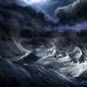 عاصفة Lwp أيقونة