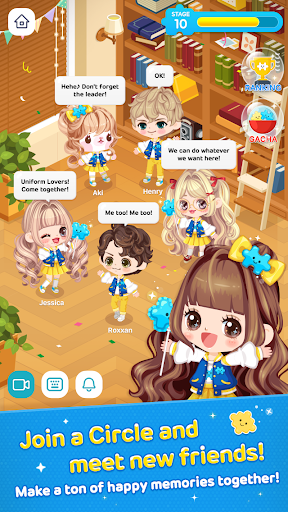 LINE PLAY - Our Avatar World screenshot 7