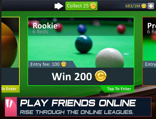 Snooker Stars - 3D Online Sports Game screenshot 12