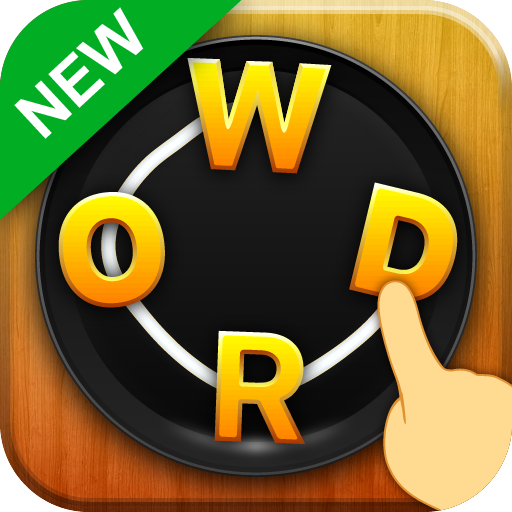 Word Connect - Word Games Puzzle أيقونة