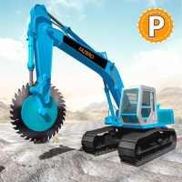 Heavy Excavator Rock Mining Stone Cutter Simulator on 9Apps