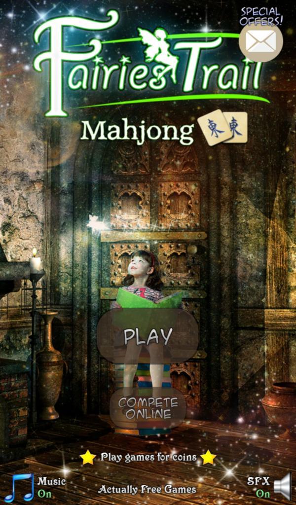 Hidden Mahjong: Fairies Trail screenshot 1