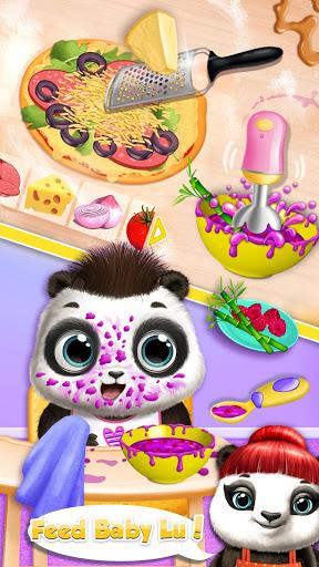 Panda Lu Baby Bear Care 2 - Babysitting & Daycare 4 تصوير الشاشة