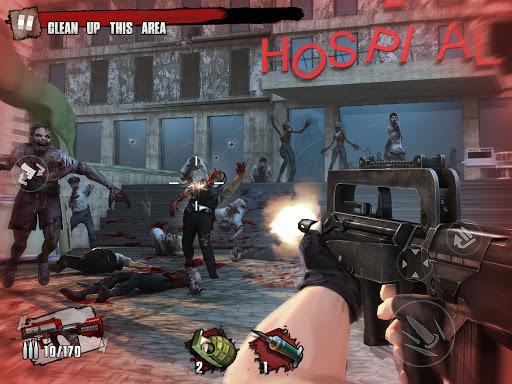 Zombie Frontier 3: قناص بندقية 18 تصوير الشاشة