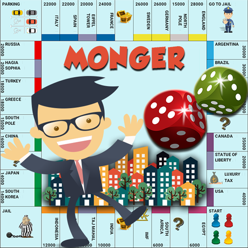 Monger-Free Business Dice Board Game icon