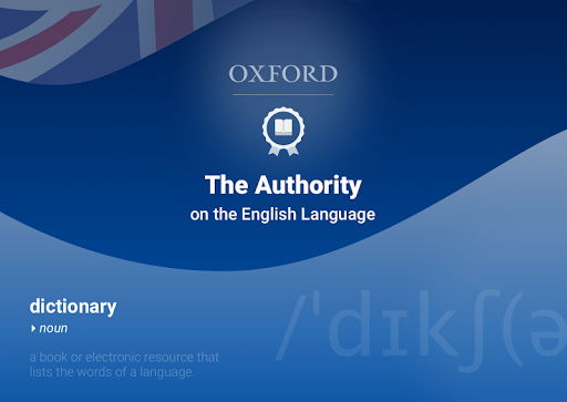 Oxford Dictionary of English screenshot 9