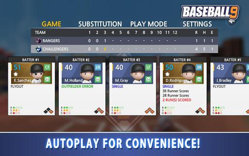 BASEBALL 9 screenshot 12