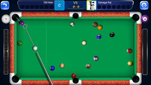 8 Ball Star - Ball Pool Billiards 3 تصوير الشاشة