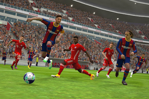 eFootball PES 2021 3 تصوير الشاشة