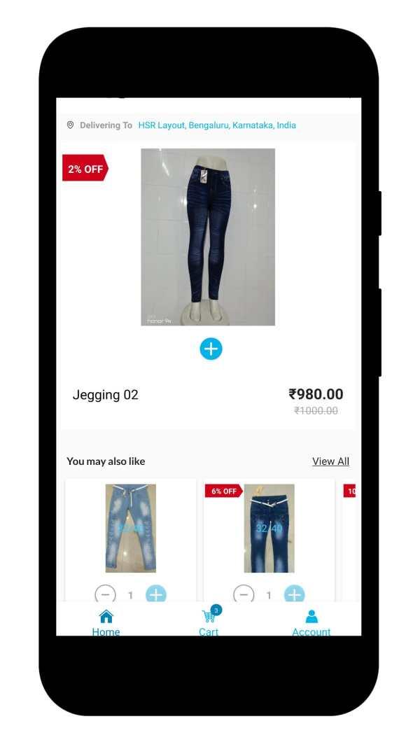 Durga Hi-Fashions screenshot 3