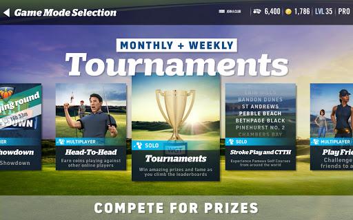 WGT Golf screenshot 4