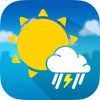 احوال الطقس و التوقعات مجانا on 9Apps