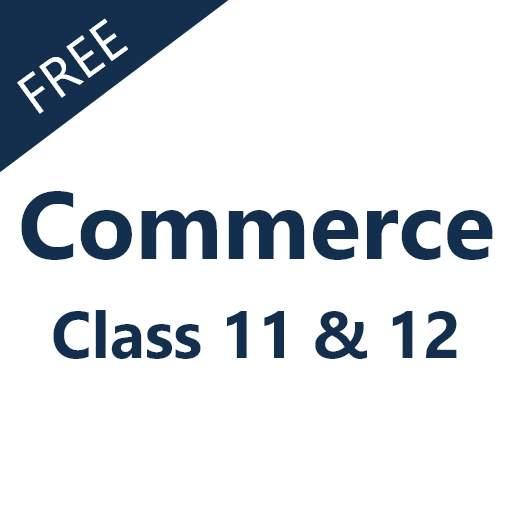 Commerce Class 11, Class 12 Accounts BST Economics