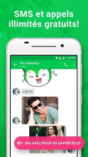 Nextplus SMS Gratuits   Appels screenshot 1