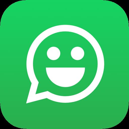 Wemoji - WhatsApp Sticker Maker icon