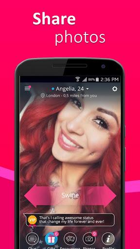 Meet4U - Chat, Love, Singles! screenshot 2
