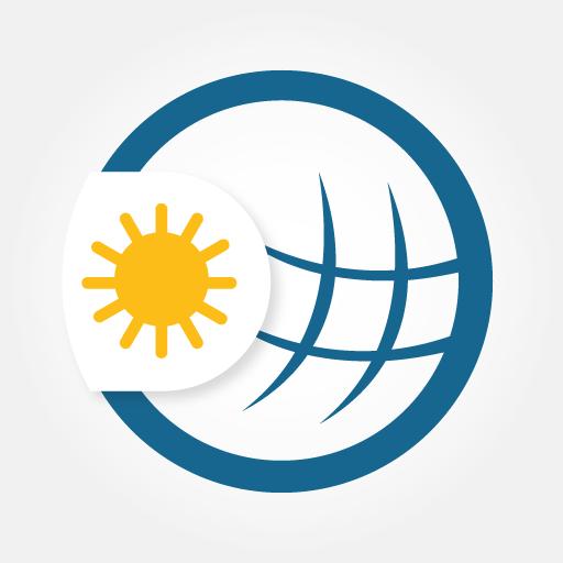 Weather & Radar USA - Snow radar and alerts أيقونة