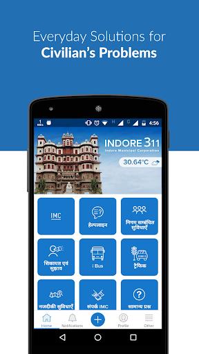 Indore 311 screenshot 2