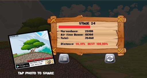 Farm Tractor Racing скриншот 6