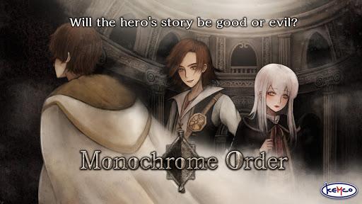 RPG Monochrome Order screenshot 8