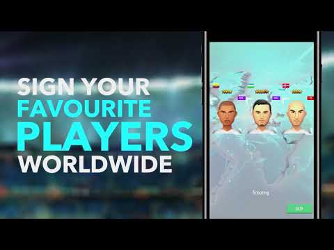 Top Football Manager 2020-افضل لعبة مدير كرة القدم 1 تصوير الشاشة