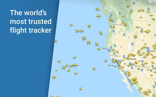 Flightradar24 Flight Tracker 8 تصوير الشاشة