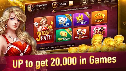 TeenPattiClan- Win ₹50000 quickly screenshot 1