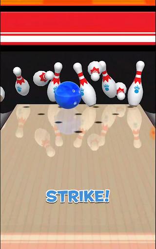 Strike! Ten Pin Bowling 10 تصوير الشاشة